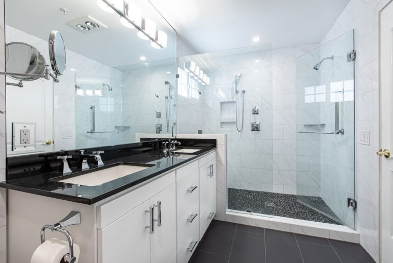 Washroom Renovation